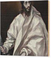 Saint Bartholomew Wood Print