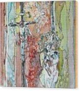 Saint Cecilia Ronda Spain Wood Print