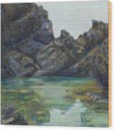 Saint Croix Wood Print