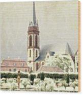 Saint-elisabeth Church Wood Print