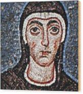 Saint Felicity (d. 203) Wood Print