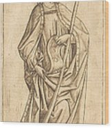Saint James The Less Wood Print