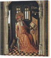 Saint Jerome (340-420) Wood Print