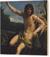 Saint John The Baptist 1637 Wood Print