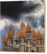 Saint Joseph Catholic Church Wood Print