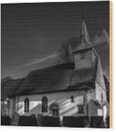 Saint Mary And All Saints Church Wood Print