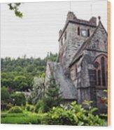 Saint Marys Church Wood Print