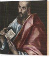 Saint Paul Wood Print