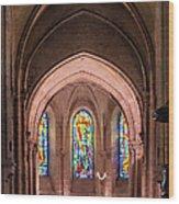 Saint Peter Of Montmartre Wood Print
