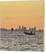 Saint Petersburg Florida Wood Print