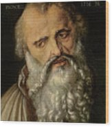 Saint Philip The Apostle Wood Print