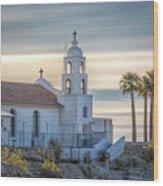 Saint Thomas Yuma Indian Mission - 3 Wood Print