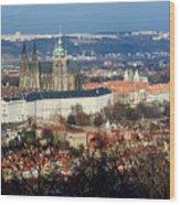 Saint Vitus Cathedral 2 Wood Print