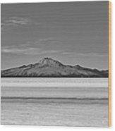 Salar De Uyuni No. 222-2 Wood Print