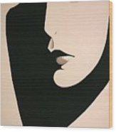 Salute Wood Print