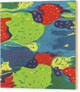 Salvador Suess Wood Print
