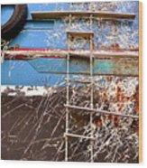 Salvage  Wood Print
