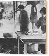 Salvation Army, 1918 Wood Print