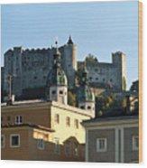 Salzburg Austria 3 Wood Print