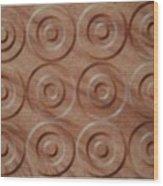 Same Same But Different Wood Print