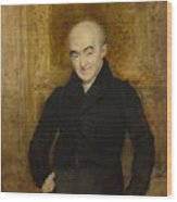 Samuel Rogers Wood Print