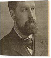 Samuel Rutherford Crockett, 1859-1914 Wood Print