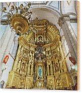 San Felipe De Jesus Satelite Wood Print