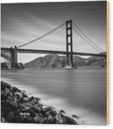San Francisco Golden Gate Wood Print