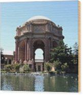 San Francisco Palace Of Fine Arts - 5d18107 Wood Print