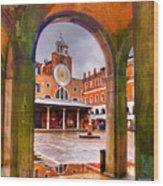 San Giacomo Wood Print