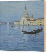 San Giorgio Maggiore Wood Print