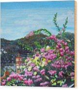 San Jose Church Matagalpa Wood Print