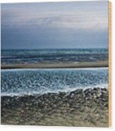 San Josef Bay 4 Wood Print
