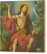 San Juan Bautista Wood Print