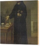 San Juan De Dios Wood Print