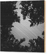 San Juan Time Lapse Wood Print