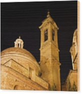 San Lorenzo Chruch Florence Italy Wood Print