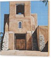San Miguel Wood Print