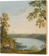 San Pietro Di Careggi Wood Print