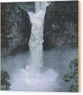 San Rafael Falls  Wood Print