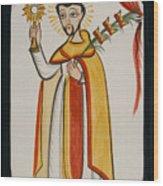 San Ramon Nonato - St. Raymond Nonnatus - Aoran Wood Print