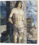 San Sebastian 1480 Wood Print