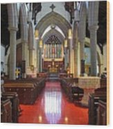 Sanctuary Christ Church Cathedral 1 Wood Print