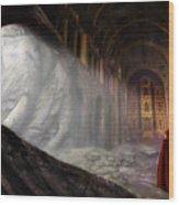 Sanctum Wood Print