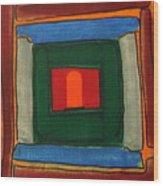 Sanctum Sanctorium Wood Print