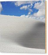 Sand Dune Magic 2 Wood Print