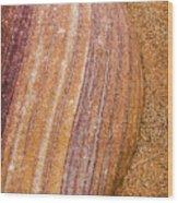 Sand Stone Wood Print