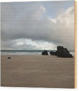 Sango Beach, Durness Wood Print