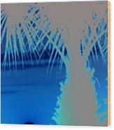 Sanibel Island Sunrise Wood Print