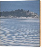 Sanjuan Islands Wood Print